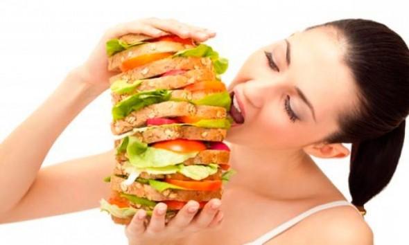 Психология похудения. Причины переедания