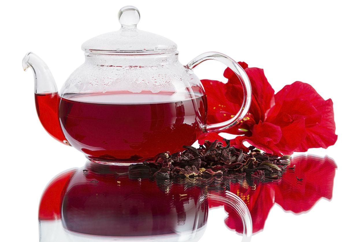 Напиток каркаде традиционно причисляют к чайной тусовке.