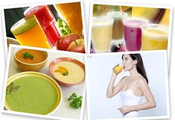 Жидкая диета — это хорошо или плохо
