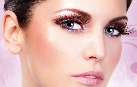 20 идей макияжа с накладными ресницами