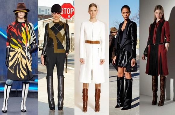 Ошибки при создании модного образа