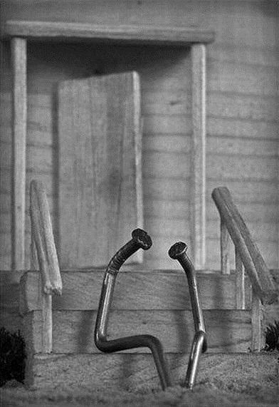 Фотосессия гвоздей, романтические фото с гвоздями в главной роли