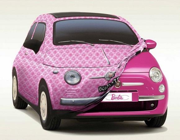 Женский автомобиль, машина для женщин, за рулем, дизайн авто