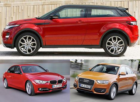 Лучшие автомобили для женщин 2012 года
