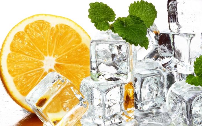 Косметический лед для жирной кожи