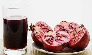 Гранатовый сок останавливает старость