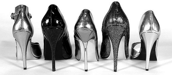 признаков женского характера по типу каблука