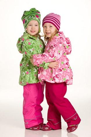 Основные правила выбора детской одежды