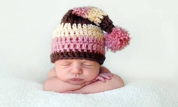 Первые дни крохи. Подборка фотографий новорожденных малышей
