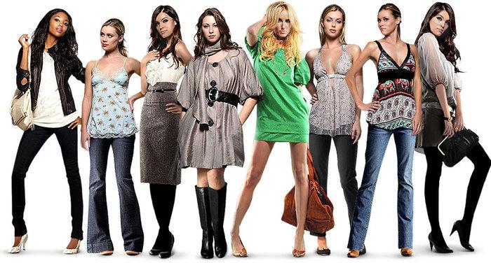 Как подобрать одежду по фигуре