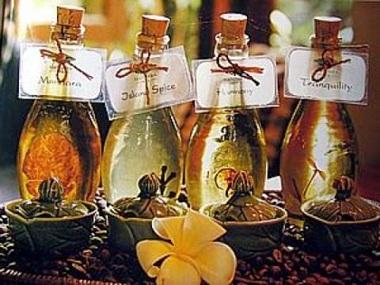 Правильное использование аромамасел