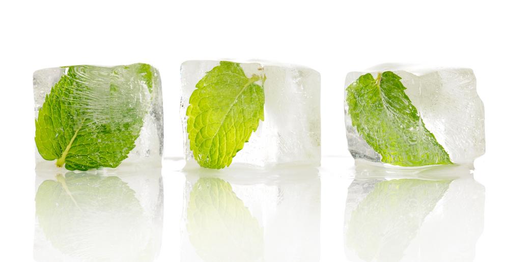Как приготовить косметический лед
