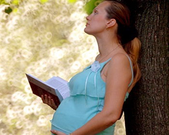 Беременность и поведение женщины