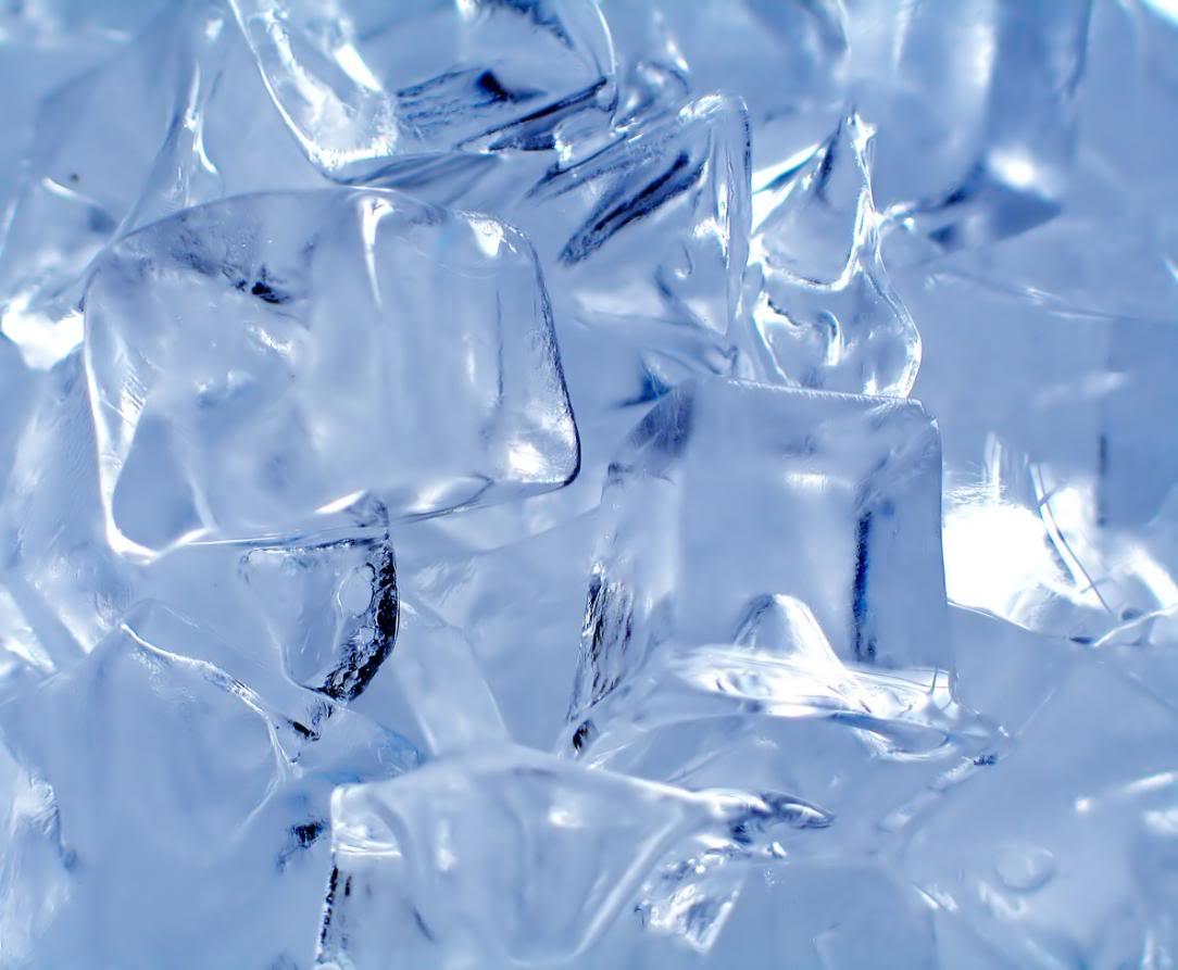 Физика ледяных кубиков