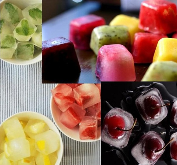 Рецепты ледяных кубиков для сохранения упругости кожи