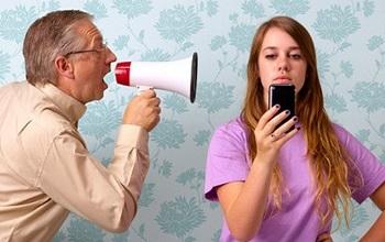 Разногласия с подростками