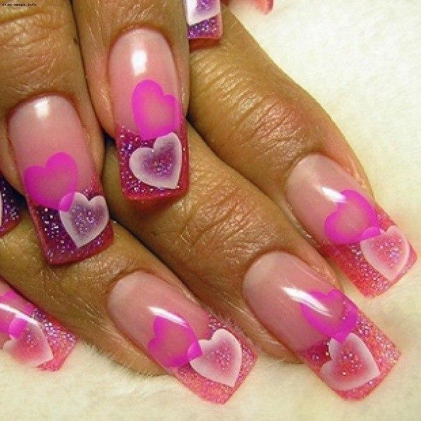 Как сохранить ногти красивыми