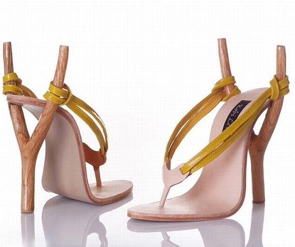 Сумасшедшие дизайнерские туфли