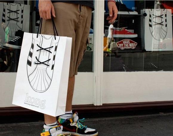 Оригинальные сумки для шопинга