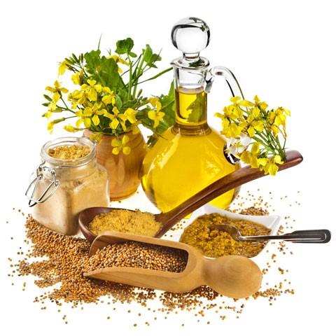 Косметические рецепты на основе горчичного масла