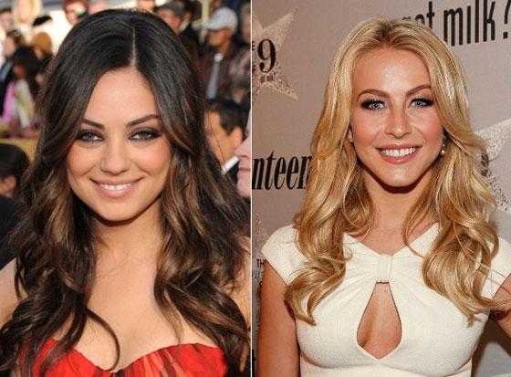 10 ошибок макияжа, которые старят на примере звезд