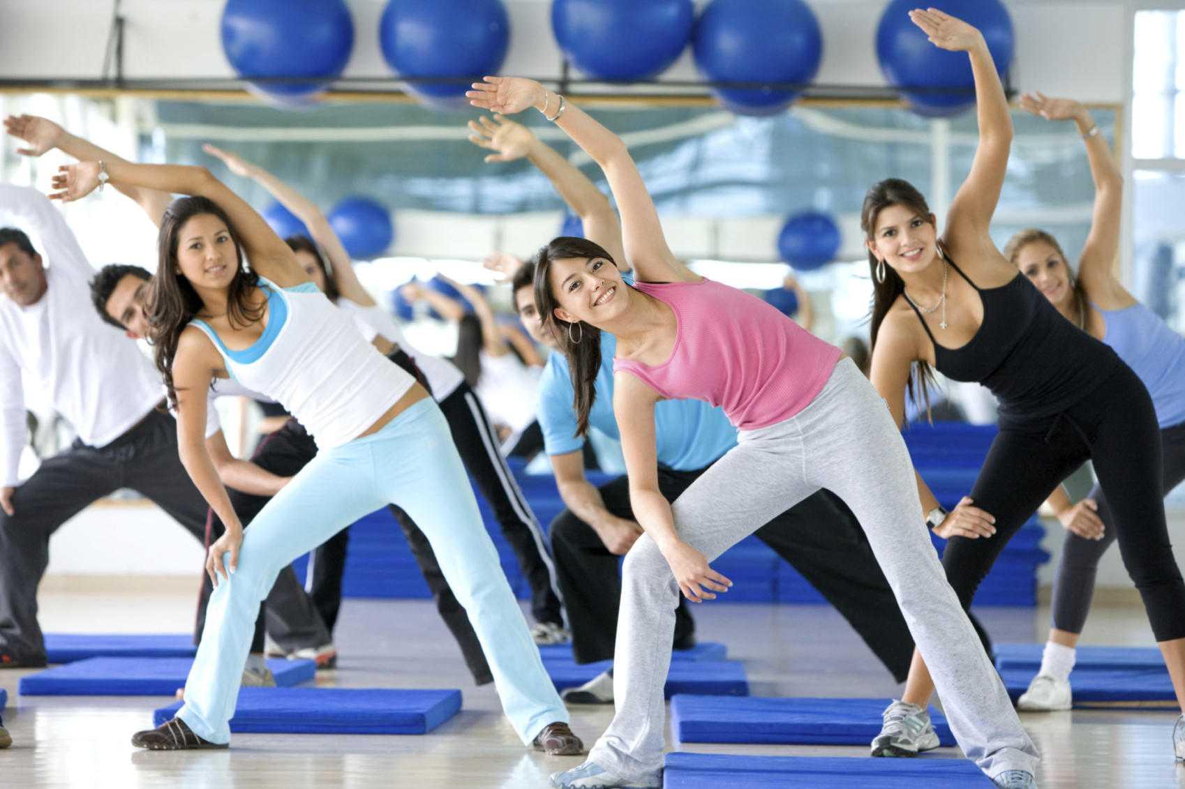 Фитнес и похудение, развеем мифы