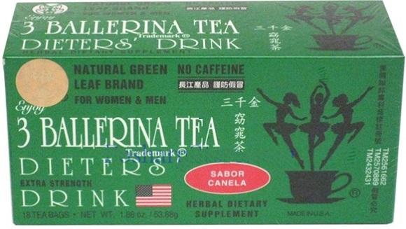 Чай «Балерина» — средство для похудения или издевательство над организмом