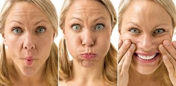 Фейсбилдинг для омоложения кожи лица