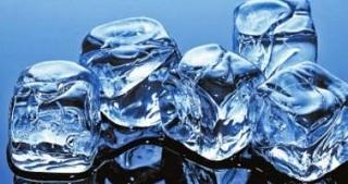 Применение льда в косметологии