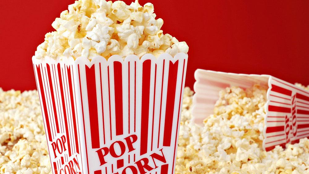 Как похудеть во время просмотра фильмов