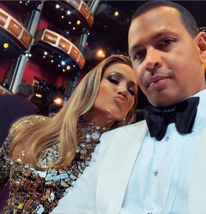 Дженнифер Лопес и Алекс Родригес фото