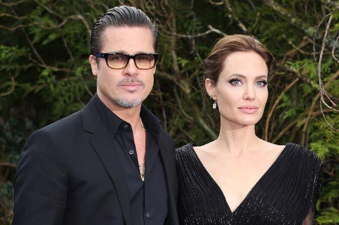 Пред Питт и Анджелина Джоли договорились о скорейшем разводе