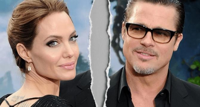 Джоли и Питт: официально разведены