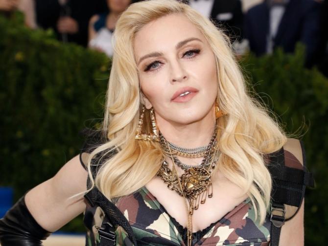 Мадонна выступит на Евровидении-2019