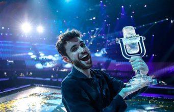 Результаты Евровидения-2019. Дункан Лоуренс, победитель