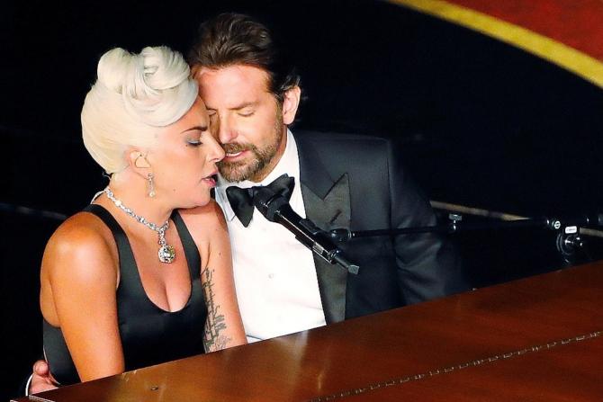 "Леди Гага и Бредли Купер, совместная песня на церемонии ""Оскар-2019"""